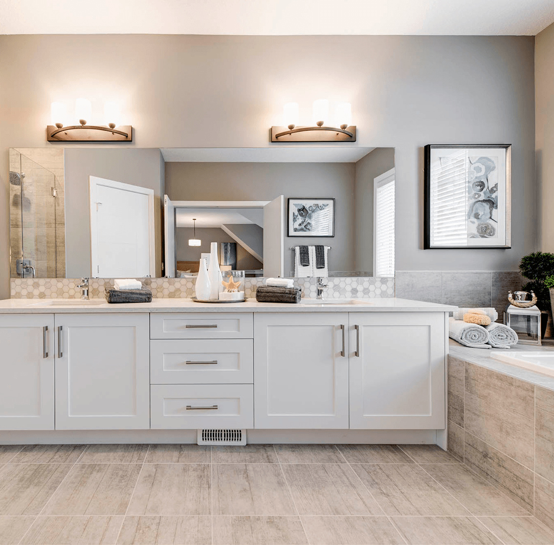 Showhome 101: Seeing Past the Décor Main Ensuite Image